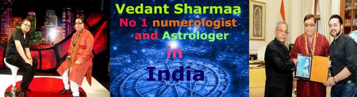Astrologer Numerologist Vedant Sharmaa