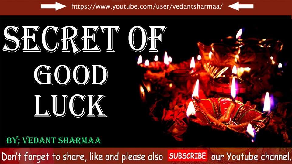 Secrets Of Good Luck (Sandeep Maheshwari) Do This To Get