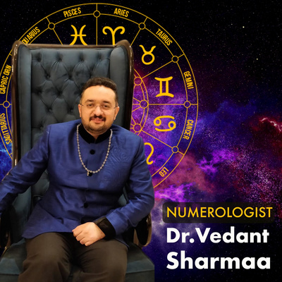 About Dr Vedant Sharmaa